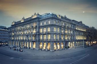Credit Suisse Paradeplatz