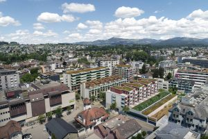 "City Center Rapperswil, ""BLOOM"""